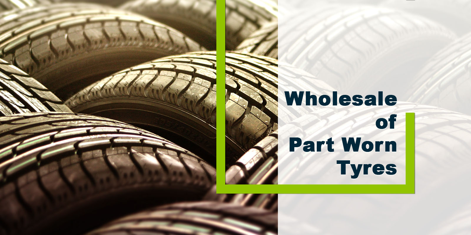 Tyre Disposal and Tyre Recycling