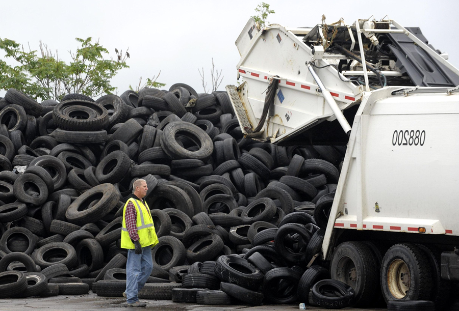 Tyre Recycling and Disposal Services